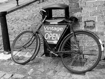 Vintage cycle Royalty Free Stock Photos