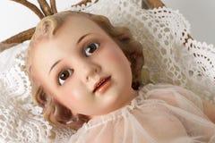 Vintage da boneca Imagens de Stock Royalty Free