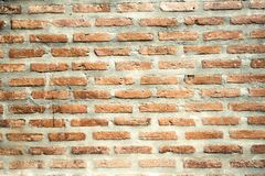Vintage damage wall and texture stock photography