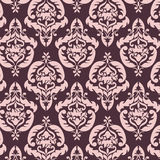Vintage damask floral ornaments pattern Stock Photo