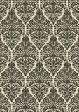 Vintage damask pattern Royalty Free Stock Photo
