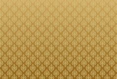 Vintage Damask Pattern Royalty Free Stock Photography