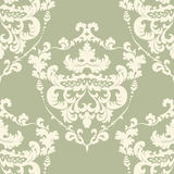 Vintage Damask Royal ornament element Royalty Free Stock Photography