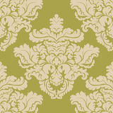 Vintage Damask Royal ornament element Stock Photos