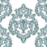 Vintage Damask Royal ornament element Royalty Free Stock Photos