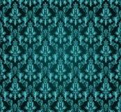 Vintage damask seamless background. Floral motif pattern. Stock Image