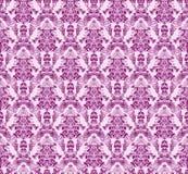 Vintage damask seamless background. Floral motif pattern. Royalty Free Stock Photos