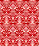 Vintage damask seamless background. Floral motif pattern. EPS-8  texture Stock Photos