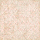 Vintage Damask Wallpaper Stock Images