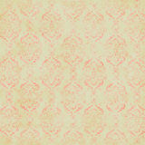 Vintage Damask Wallpaper Stock Photos