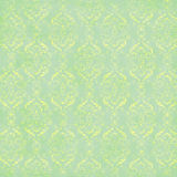 Vintage Damask Wallpaper Royalty Free Stock Image