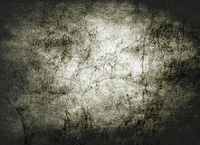 Vintage dark grunge textured background Stock Images