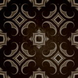 Vintage dark oriental kaleidoscope background Royalty Free Stock Image