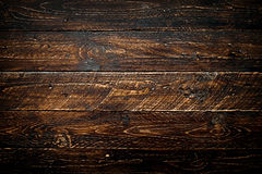 Vintage dark wood texture Stock Image