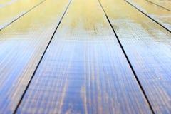 Vintage dark wooden boards Stock Photo