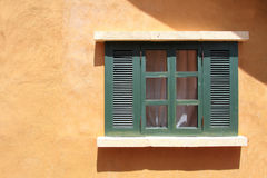 Vintage das janelas Foto de Stock Royalty Free