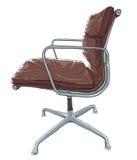 Vintage de chaise illustration libre de droits