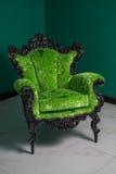 Vintage de fauteuil Photo libre de droits