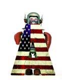 Vintage de l'Amérique Image libre de droits