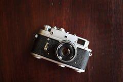 Vintage de la cámara imagen de archivo