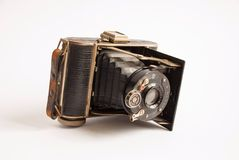 Vintage de la cámara Foto de archivo libre de regalías