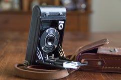 Vintage de la cámara Imagenes de archivo
