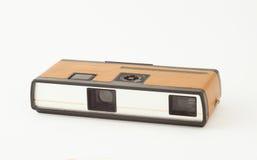 Vintage de la cámara de bolsillo imagen de archivo