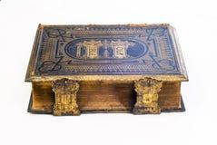 Vintage de la Sagrada Biblia foto de archivo libre de regalías