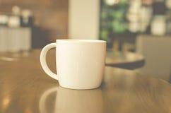 Vintage de la taza de café imagen de archivo libre de regalías
