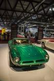 Vintage de Maserati Photographie stock