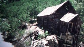(vintage de 8mm) 1968 Crystal City, le Colorado Etats-Unis clips vidéos