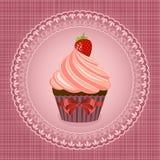 Vintage de petit gâteau Images libres de droits