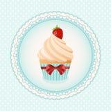 Vintage de petit gâteau Image libre de droits