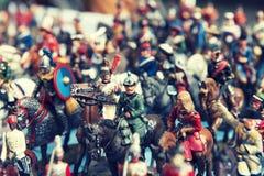 Vintage de soldat de jouet image libre de droits