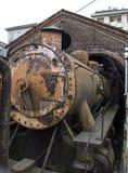 Vintage de train Photos stock