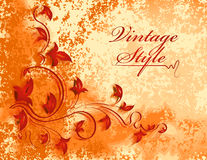 Vintage decor Stock Photography