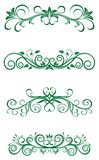 Vintage decorations Royalty Free Stock Photography