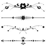 Vintage Decorative Designs Royalty Free Stock Image