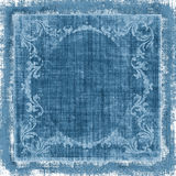Vintage Decorative Fabric Grunge Stock Photo