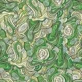 Vintage decorative ornamental seamless pattern Stock Photo