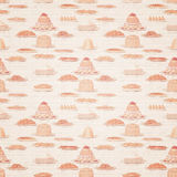 Vintage decorative paper with cakes Royalty Free Stock Images