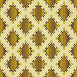 Vintage decorative pattern Stock Images