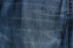 Vintage Denim Jean cloth Royalty Free Stock Image