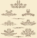 Vintage Design Element royalty free illustration