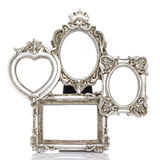 Vintage design Picture frame Royalty Free Stock Photos