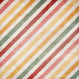 Vintage diagonal stripes pattern Royalty Free Stock Photo
