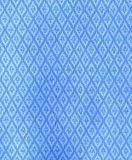Vintage diamond pattern fabric Royalty Free Stock Images