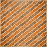 Vintage dirty striped wallpaper Royalty Free Stock Photo