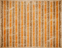 Vintage dirty striped wallpaper Stock Images