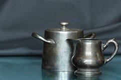 Vintage Dishware Royalty Free Stock Photo
